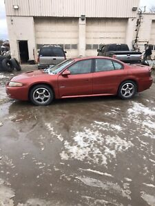 2004 Pontiac Bonneville GXP Northstar V8 power