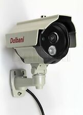 1//3 SONY CCD Vandalproof In//Outdoor Bullet Security Camera 600TVL 4 Array 12mm