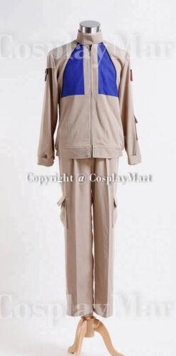 Stargate Atlantis Rodney McKay Costume Uniform Jacket Pants Beige Verison