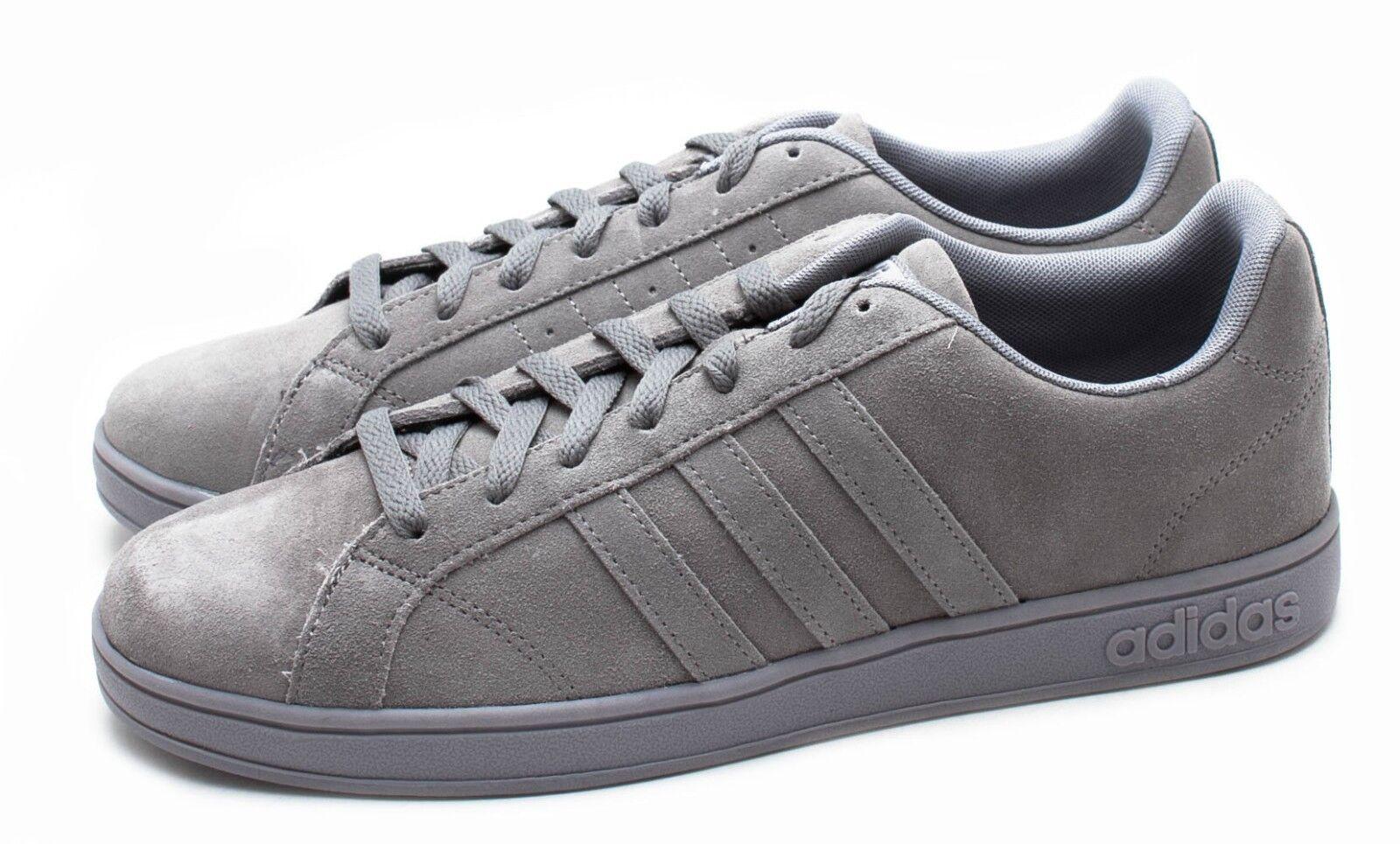 Adidas Vorteil Vs Schuhe F99092 Grau Größe 8-11