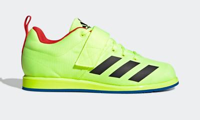 Adidas Powerlift 4 Krafttraining Shoes Gewichtheben Schuhe Sneaker Volt   eBay