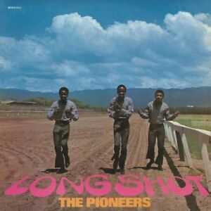 The-Pioneers-Long-Shot-New-Vinyl-LP-Holland-Import