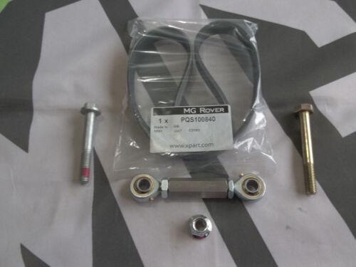 MGF MG F Upgraded Alternateur Tendeur de courroie d/'ajustement Support Kit 1 /& OEM ceinture