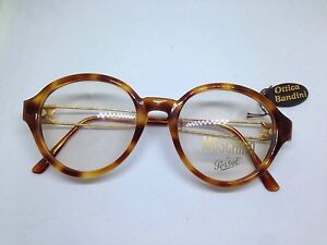MOSCHINO-by-Persol-occhiali-da-vista-vintage-unisex-spillo-M06-glasses-rari
