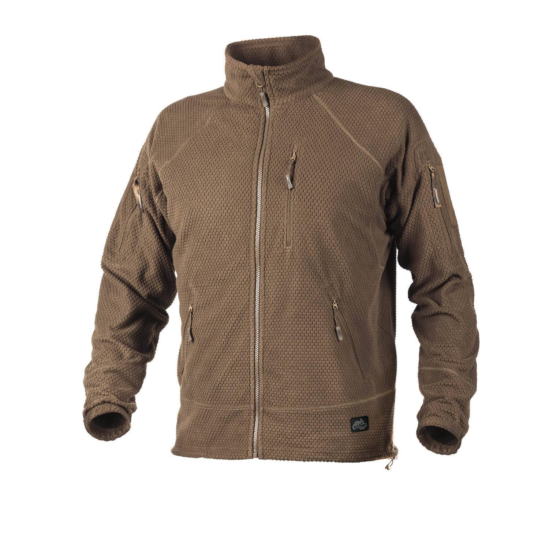 HELIKON tex Tactical Alpha Grid Lightweight Fleece chaqueta coyote marrón  XL Xlarge  diseños exclusivos