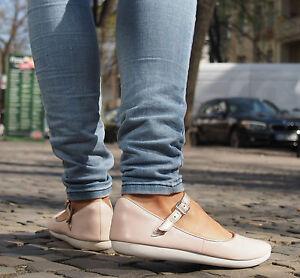 Details zu Clarks Schuhe Feature Film 26106098 Echtleder Ballerina NEU reduziert SALE