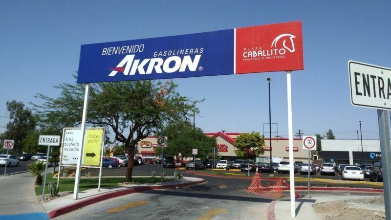 Se renta local en centro comercial Caballitos Mexicali PMR-622