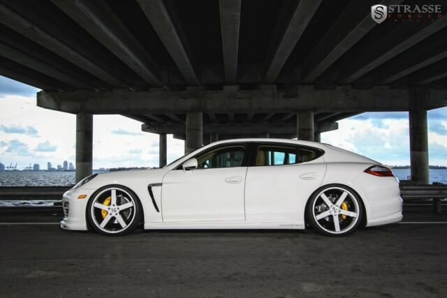 PORSCHE PANAMERA 971 AIR SUSPENSION EVOLUTION LOWERING KIT//LINKAGES//LINKS GEN2