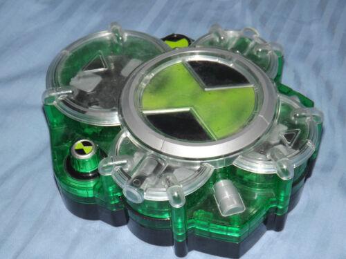Ben Zehn 10 Figuren Fahrzeug Uhr Omnitrix Ominverse Uhren