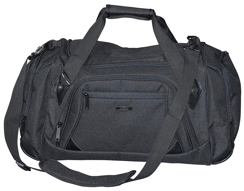 McA Travel Sporter black Sporttasche Schultertasche Tragetasche Citybag