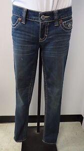 Harley Davidson Women's Dark Wash Skinny Jeans