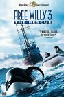 Free Willy 3: The Rescue (DVD, 1998, Widescreen  Full Frame)