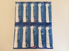 BRAUN ORAL B Interspace Toothbrush Heads - Pack of 10 - IP17