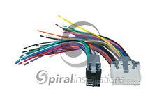 Reverse Radio Wiring Harness OEM Factory Stereo Installation METRA 71-2003-1