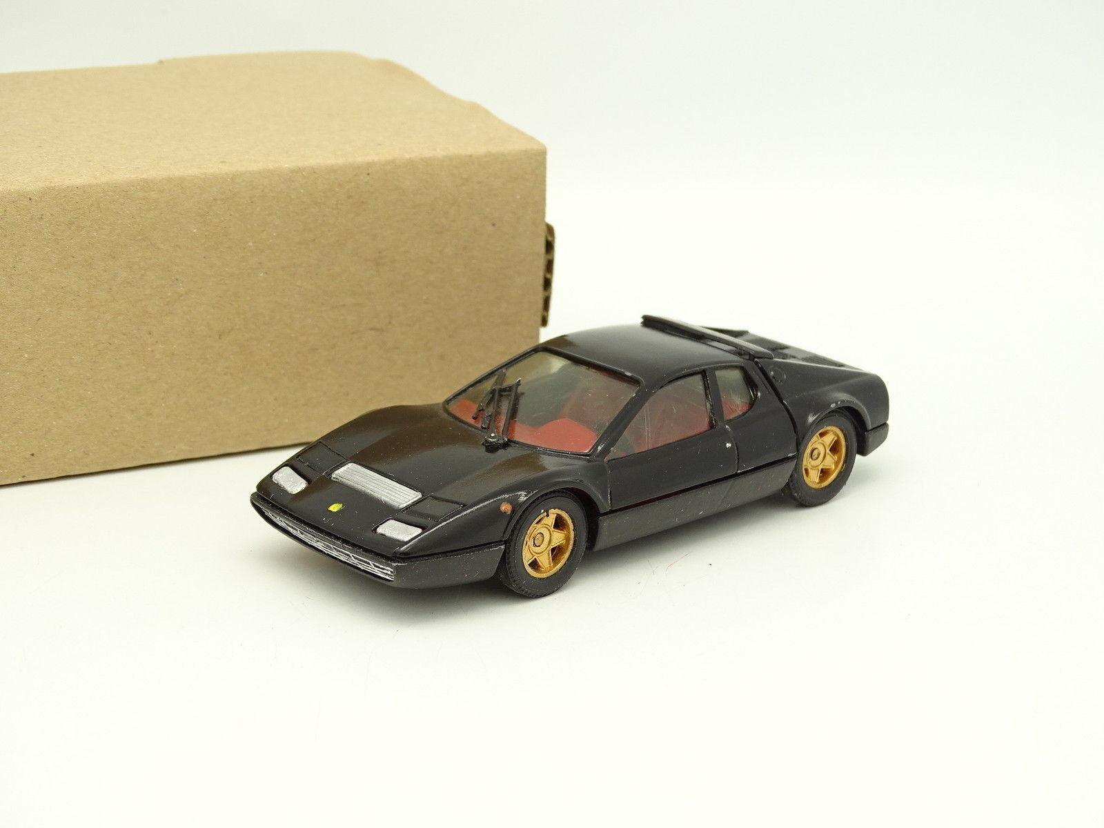 Solido + Transkit SB 1 43 - - - Ferrari 512 BB black 666248