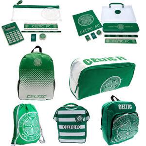 c66aae6d43bc Celtic FC Back To School Gym Bag Backpack Boot Bag Child Boys Girls ...
