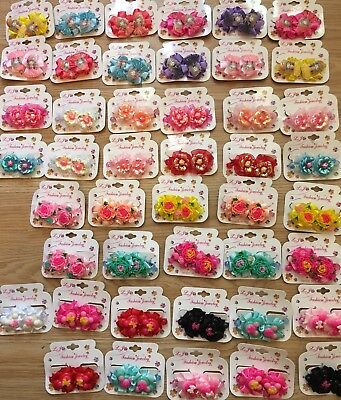 Brioso Job Lot Of 90 Ponytail Hairbands Ultima Tecnologia