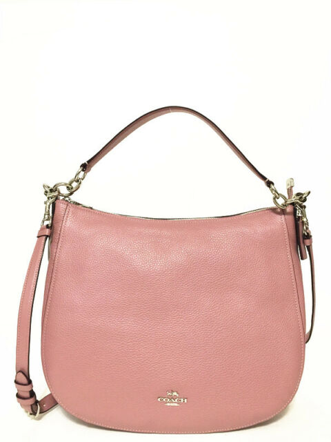 67ccfed6032c Coach F31399 Pebble Leather Elle Hobo Shoulder Bag for sale online ...