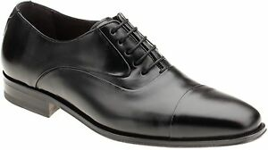 Chaussures Mezlan Oxford Habill 15671 Orteil Noir Cuir Casquette Homme qgaxPq0F