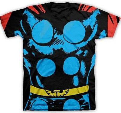 Authentic Marvel Comic Adult T-Shirt Costume