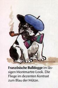 French-Bulldog-Pipe-M-German-Dog-Print-MATTED-NEW