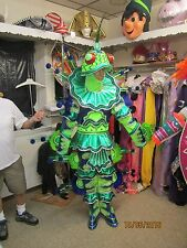 Frog/Lizard  Mummers Costume-RIO: Festival of Anuimals 2017-LARP/COSPLAY