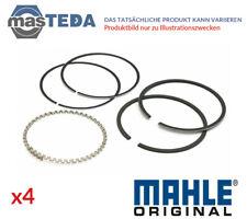 1 Kolbenringsatz MAHLE 681 RS 00106 0N0 passend für HYUNDAI