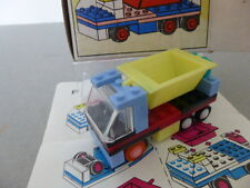 Polish made USSR era plastic assembly Tipper Truck