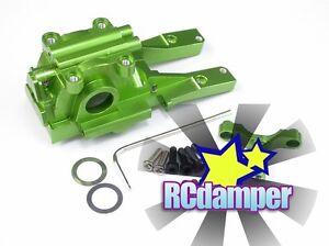 ALUMINUM FRONT DIFF GEAR BOX S TRAXXAS 1//16 MINI E REVO SUMMIT SLASH RALLY VXL
