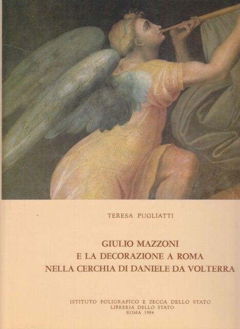 24340 - GIULIO MAZZONI E LA DECORAZIONE A ROMA F37