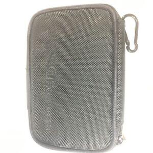 Black Zip Carry Case for Nintendo DSi XL