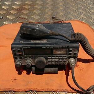 For-Parts-Trio-Kenwood-TR-751D-144Mhz-Amateur-Radio-Ham-Band-Transceiver