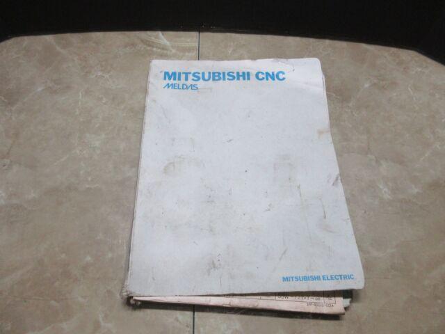 Manual Mitsubishi Cnc Meldas 300