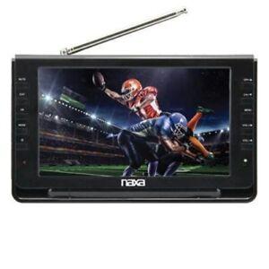 NEW-NAXA-9-034-Portable-Tv-amp-Digital-Multimedia-Player-NT-90