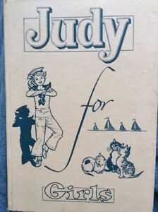 Judy for Girls Annual