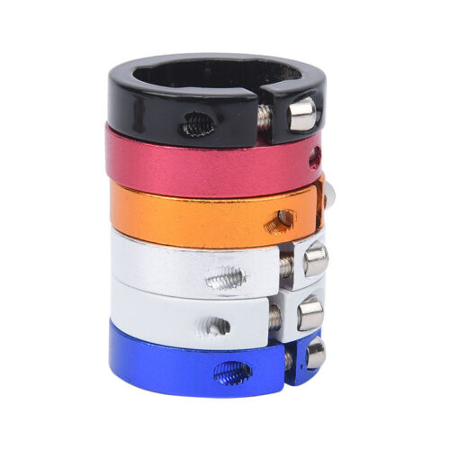 H G$ 1pc Bicycle Grips Ring Aluminum Alloy End Lock Rings Handlebar Bike Parts