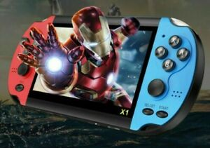 10000k+ Games Portable Handheld Video Game Console Player Built-In 4.3 inch