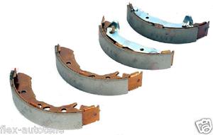 Bremsbelagsatz Steine Klötze hinten Hyundai Accent Atos 1,0 1,1 1,3 1,5 i 12V