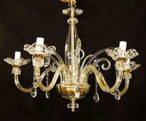 Lampadario Antico A Gocce : Lampadario gocce pendenti luci col giulia cristallo vetro
