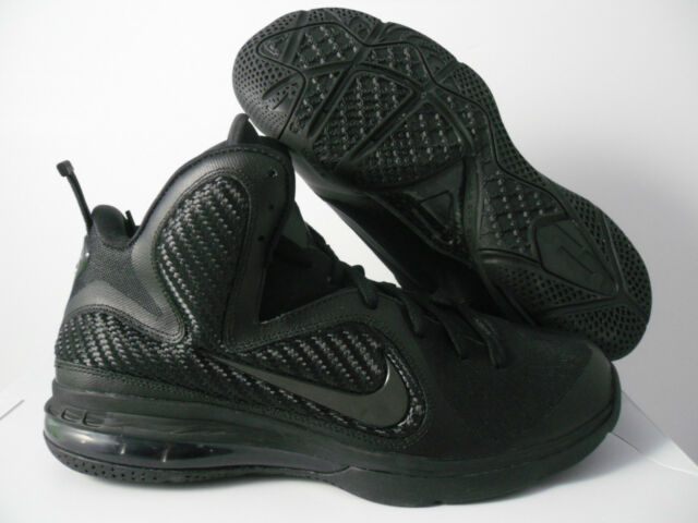 Nike Lebron 9 Blk anthr 469764-001 Mens Sz 10 for sale online  0b163718f