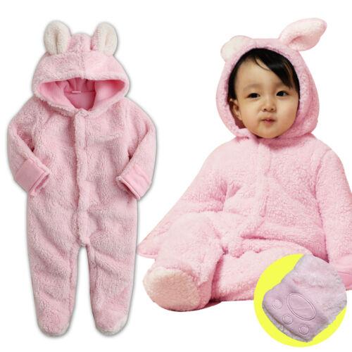 "NWT Vaenait Baby Winter Snowsuit Fleece Hoodie Jumpsuit Outwear /""Cozy/_Rabbit/"""