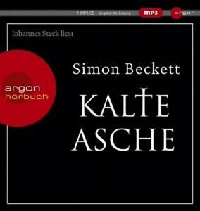 SIMON-BECKETT-KALTE-ASCHE-SONDERAUSGABE-MP3-CD-HORBUCH-KRIMI-THRILLER-NEU