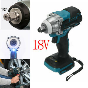 18V-1-2-034-Sans-Fil-brosse-Cle-a-choc-Tournevis-Visseuse-Fuselage-Electrique-outil