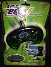 Konami Live! Online Game Controller New Sealed Arcade Collection 8 And Up