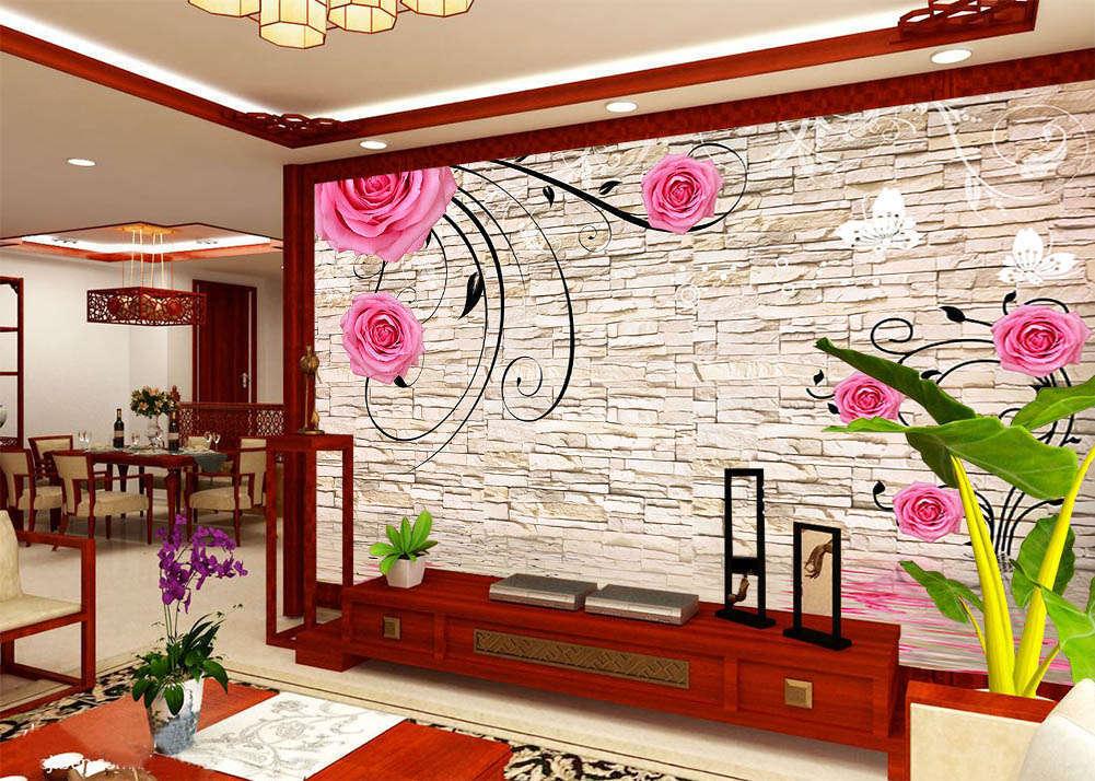 Rosa Beautiful Faery 3D Full Full Full Wall Mural Photo Wallpaper Printing Home Kids Decor 4c568a