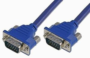 VGA LEAD MM LOW PROFILE 5M Cable Assemblies Audio amp Video  CV56756 - Manchester, United Kingdom - VGA LEAD MM LOW PROFILE 5M Cable Assemblies Audio amp Video  CV56756 - Manchester, United Kingdom