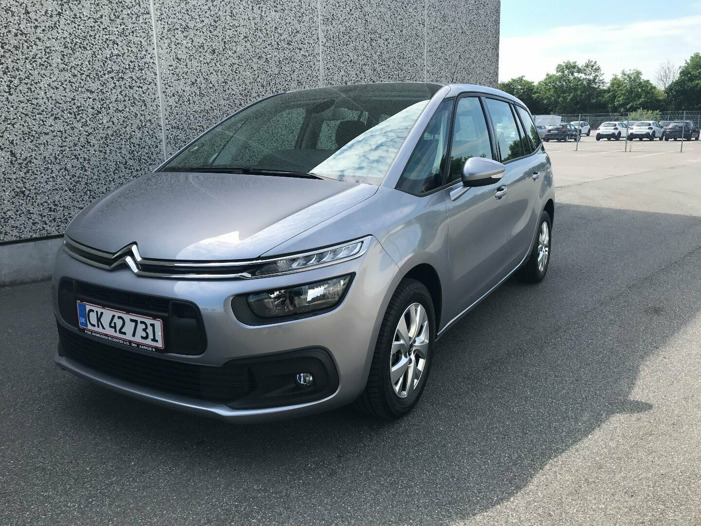 Citroën Grand C4 SpaceTourer 1,5 BlueHDi 130 Platinum 5d - 249.800 kr.