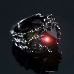 Satanic Succubus Dark Art (Not A Doll) Ring