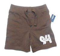 Old Navy Toddler Boys Brown Shorts Sizes 12-18m And 18-24m