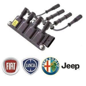 Premium Pack Bobina Di Accensione Set per FIAT PUNTO 1.2 08//03-07//07